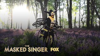 The Clues: Bee | Season 1 Ep. 7 | THE MASKED SINGER