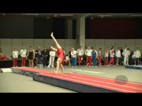NOSKOV Grigory (RUS) - 2015 Trampoline Worlds - Qualification TU Routine 2