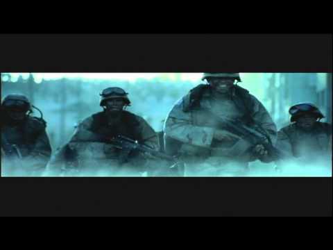 Black Hawk Down Music  Gortoz a ran  Jattends