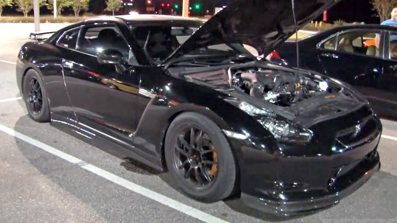 1000hp Gt R Playin On The Streets Youtube