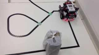 Desempenho do Robô - OBR - SESI Robotics School