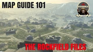 MAP GUIDE 101 ROCKFIELD WORLD OF TANKS BLITZ