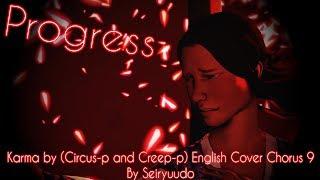 "SFM | FNAF Progress | ""KARMA"" By VocaCircus【English Cover Chorus 9人+1α】by Seiryuudo"