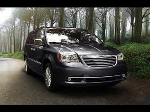 Chrysler grand voyager 2016