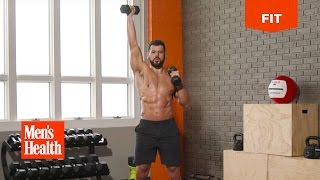 100+ Ways to Use 10 Pound Dumbbells