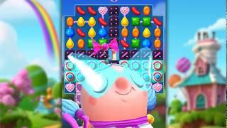 Candy Crush Friends Saga Level 565 (3 stars, No boosters)