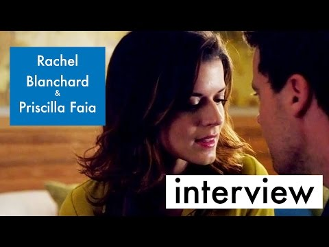 Rachael Blanchard and Priscilla Faia on 'You Me Her'