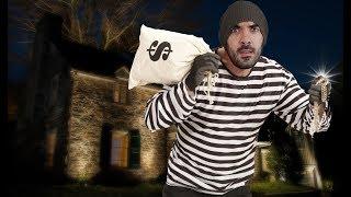 SIMULADOR DE LADRÓN ⭐️ Thief Simulator | Terror & Diversión