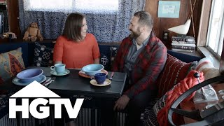 Houseboat Living in New York City - HGTV