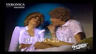 """Verónica Castro: Sketch """"Sugar"""" con Enrique Guzmán"""