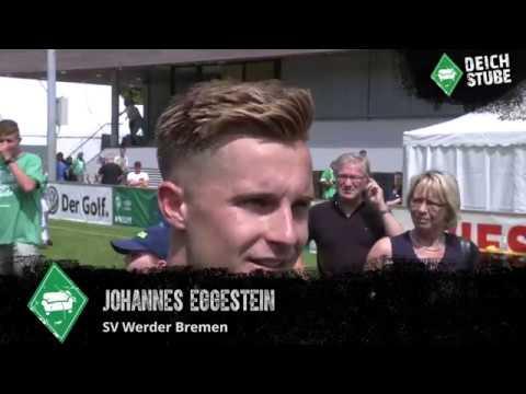 """""""Läuft"""" –  Kohfeldt und Jojo Eggestein über Werders Testspiel-Sonntag"""