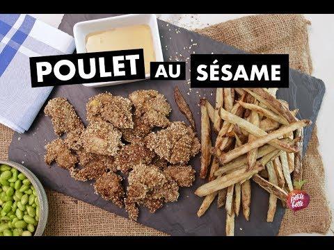 poulet-au-sÉsame-🐓croquettes-de-poulet-au-four-la-petite-bette
