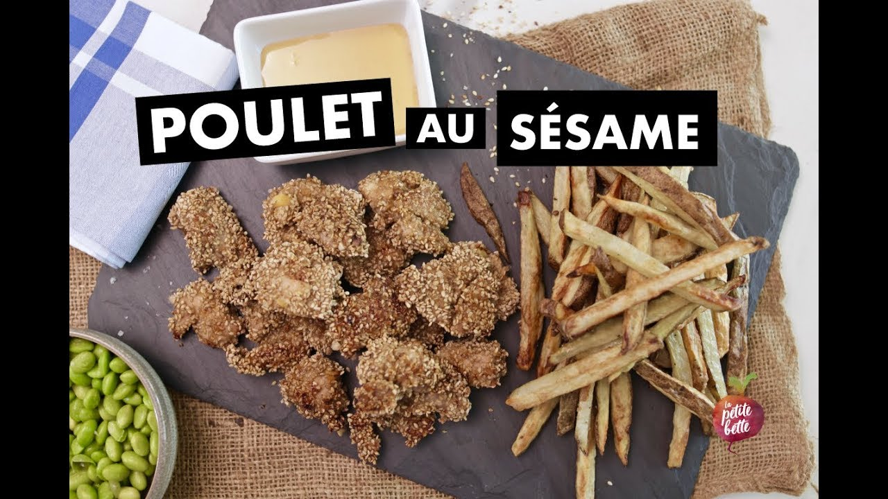 Croquette De Jambon Au Four poulet au sÉsame ?croquettes de poulet au four la petite bette