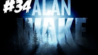 "Alan Wake - P34 ""Scrapyard"" Gameplay/Walkthrough 1080p! Xbox360/PS3/PC"