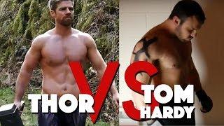 Thor Versus Tom Hardy