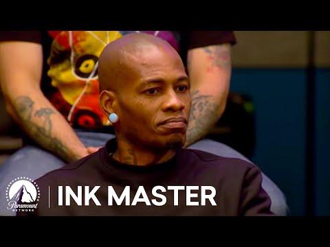 Cover-Up Elimination Tattoo   Ink Master (Season 4)