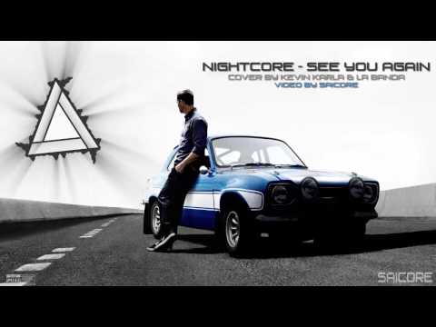 [SPANISH COVER] Nightcore - See You Again  | (Fast and Furious 7)