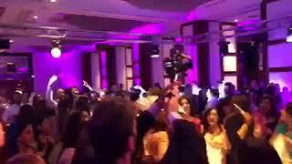 רגב הוד-רק רוצה לרקוד עושה חפלה בחתונה גדולה במילאנו איטליה(2018)