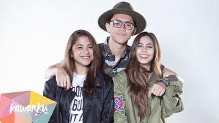 Saling Bongkar Rahasia Brandon Salim, Valerie Thomas, Nadine Waworuntu
