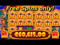 x606 win / ALMOST FULL DOG HOUSE - The Dog House free spins only compilation! #6