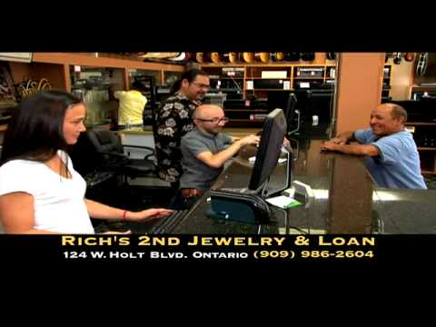 Rich's 2nd Jewelry  & Loan, Pawn Shop, Ontario, CA 91762.mpeg