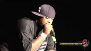 Sean Price - 'P-Body' (Live At Scribble Jam - 8/10/07)