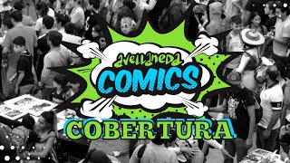 Cobertura - Avellaneda Comics // Caligo Films