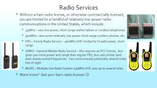 """""""Everything you need to know to get your technician class ham radio..."""