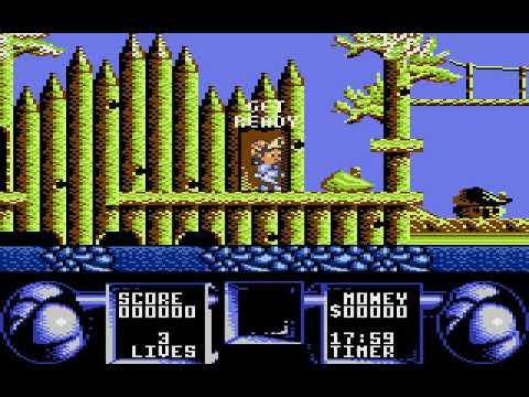 Flimbo's Quest (Atari XL/XE Preview)