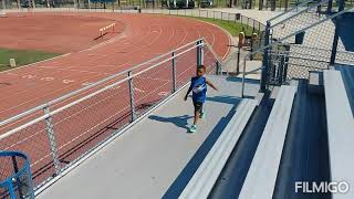Adrian Hines/4-years old/Track & Field/Baseball Athlete