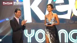 H'Hen Nie phát biểu đáng yêu khi trao giải thưởng cho Vũ Cát Tường