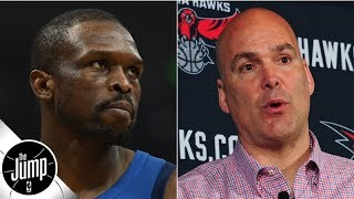 The NBA's new tampering rules could uncover another Danny Ferry/Luol Deng situation | The Jump