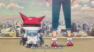 "Digimon Universe: Appli Monsters Opening theme 1 [OP] ""DiVE"" - Amat..."