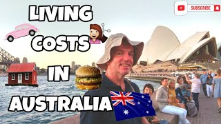 COST OF LIVING IN AUSTRALIA | LIVING COSTS IN AUSTRALIA | EXPENSES IN AUSTRALIA | HOW MUCH IT COSTS?