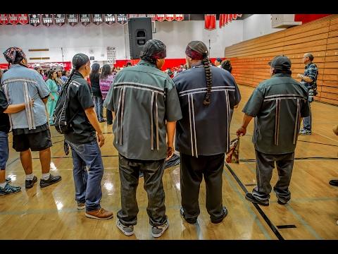 Derek Duro w/Torres-Martinez Desert Cahuilla Bird Singers are Up in 4K. Bird Singing 2017