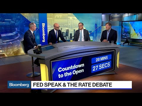 Fed Speaks Keeps Markets Guessing on Size of a Rate Cut