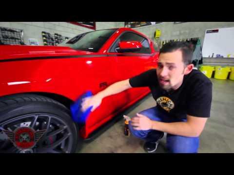 Chemical Guys Detailing Car Care - Hybrid V07 High Gloss Spray Sealant, Mustang GT