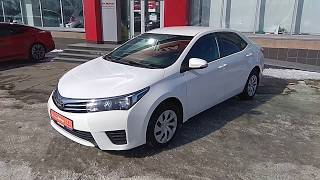 Купить Тойота Королла (Toyota Corolla)  МТ 2014 г. с пробегом бу в Саратове Элвис Trade-in центр
