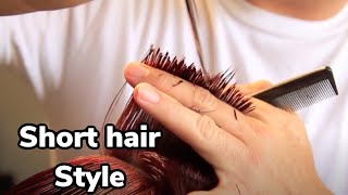 TUTORIAL- HAIRCUT step by step -most trendy haircut. instagram @joeltorresstyle for more
