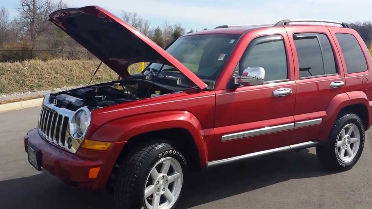 Liberty Buick Gmc >> sold.2006 JEEP LIBERTY 3.7L V6 93K LEATHER MOONROOF FOR SALE CALL 855.507/8520 - YouTube