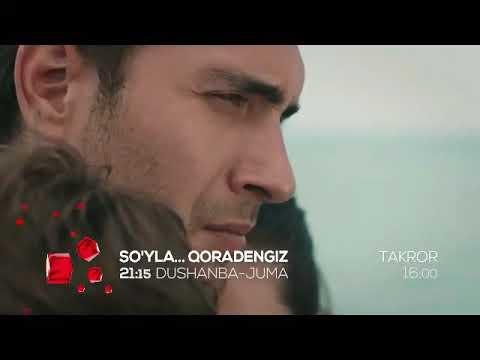 Soyla, qora, dengiz 18 - qism, суйла, кора, денгиз 18 - кисм