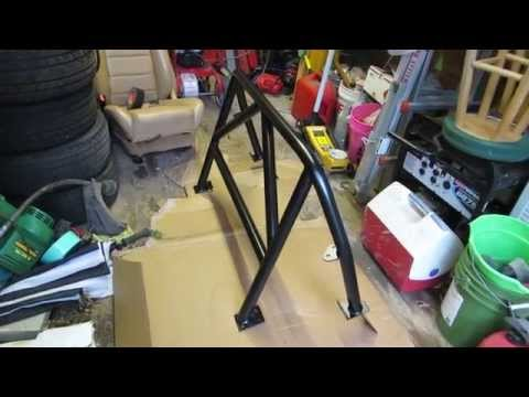 Hard Dog Hard Core Rollbar Review - Bethania Garage Fabrication