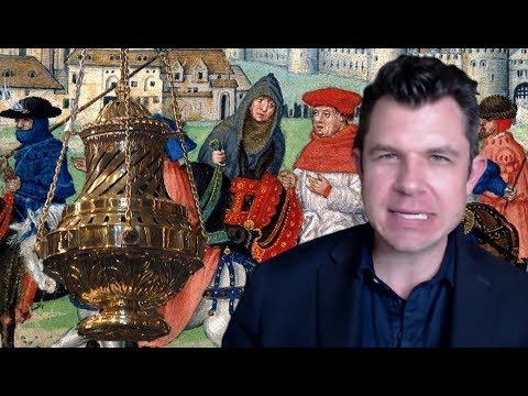 Dr Marshall Talks Botafumeiro or Smoke Boat in Spain