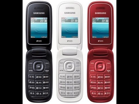 Samsung GT-E1272 ringtones