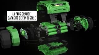 Batteries et chargeur Ego Power Plus sur Bricozor.com