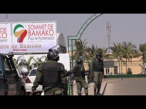 Sommet Afrique-France : François Hollande attendu vendredi à Bamako