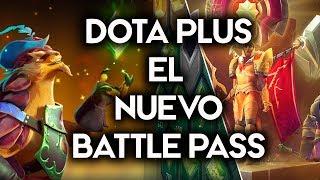 DOTA PLUS ESTA AQUI!! LA EVOLUCION DEL BATTLE PASS REVISION | DOTA 2