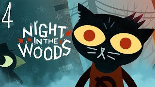 AL CENTRO COMERCIAL CON BEA - Night in the Woods - EP 4