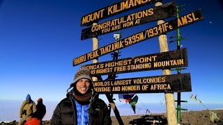 Mt Kilimanjaro Machame Route   G Adventures   September 2014 on GoPro & Canon 6D