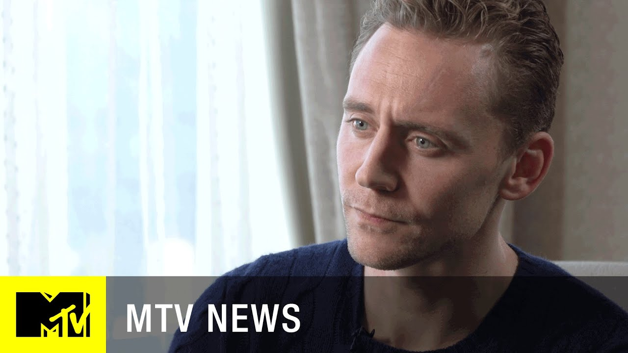 Is Tom Hiddleston Getting Tired of Loki? | MTV News - YouTube